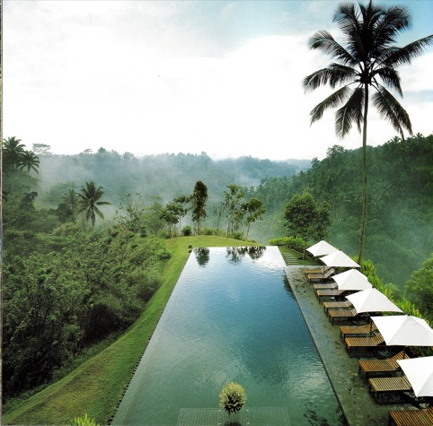 Alila Ubud hotel in Bali by Kerry Hill Architects