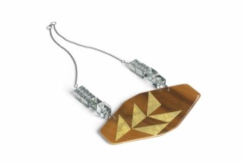 Inertia N C Octagon by jeweller Kathryn Marchbank