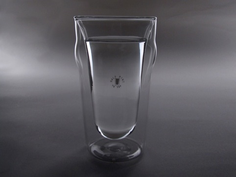 Tim Parson's Half-pint Glass