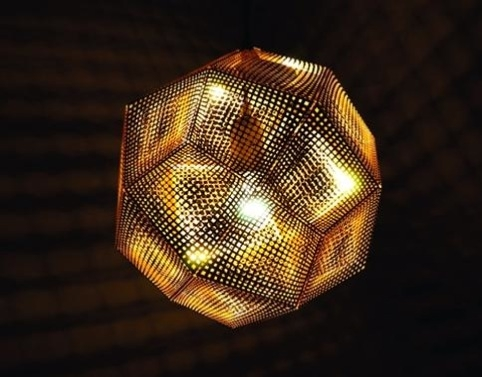 Tom Dixon's Etch Light