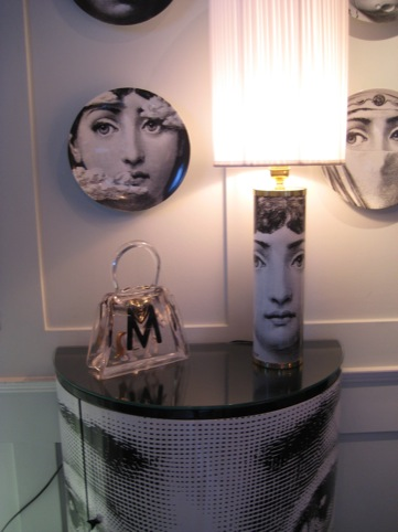 The work of Debra Franses Bean and Bitossi Ceramiche at The Clerk's House