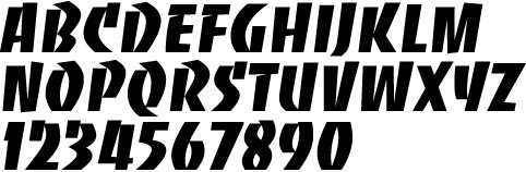 banco font - photo #29