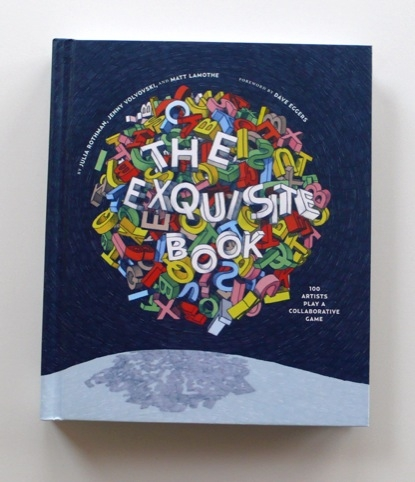 The Exquisite Book, designed by Also