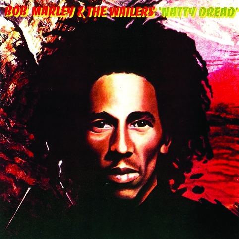 Bob Marley Natty Dread album cover