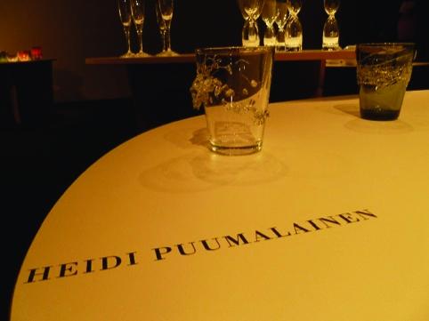 The Design Forum Finland's exhibition Hit Happens