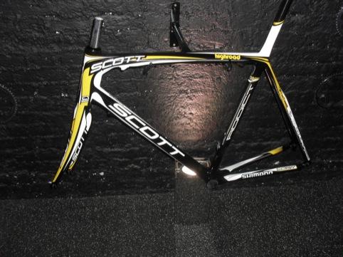 The Cavendish bike
