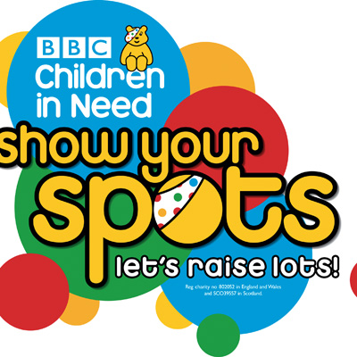 The 2010 campaign for Children in Need, by a Initials Marketing