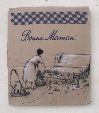 Bonne Maman by Dran