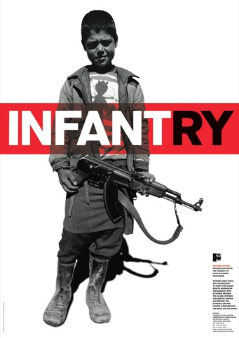 Infantry poster for Witness