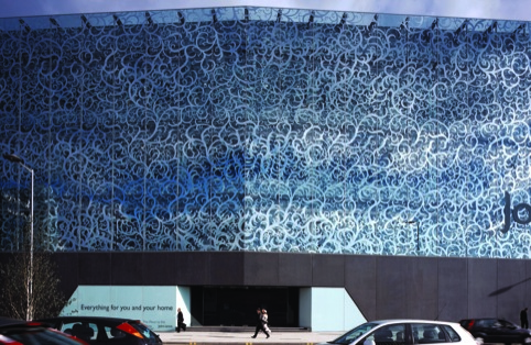 John Lewis Department Store in Leicester, by Foreign Office Architects
