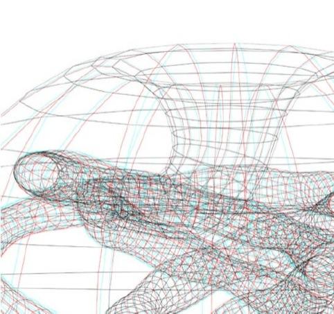 Anatomy of Immaterial Worlds- Web 2010 by Matthew Stone