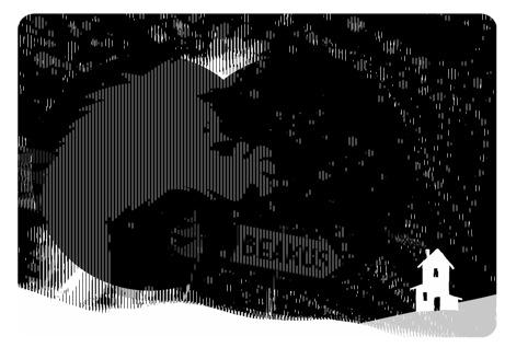 Beakus' Christmas animation