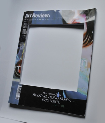 Cut magazine