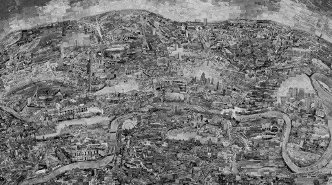 Nishino's map of London