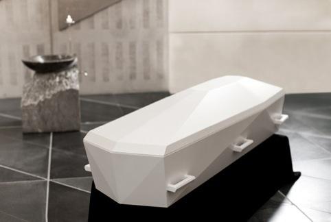 by Jacob Jensen Design for coffin-maker Tommerup Kister