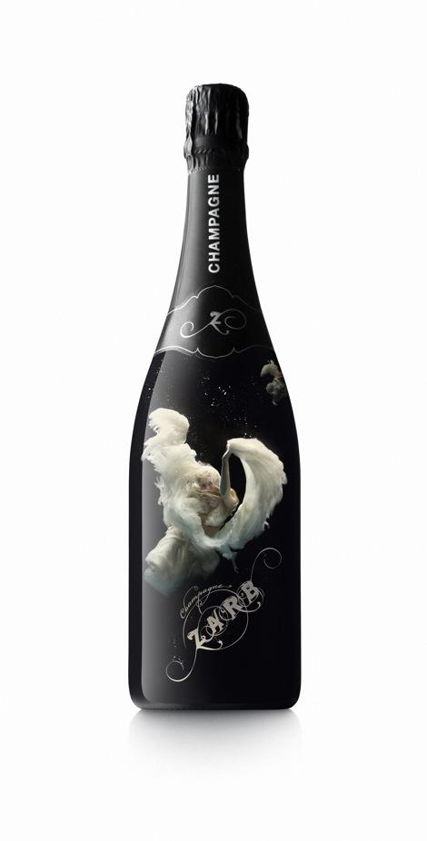 Zarb bottle by Zena Holloway