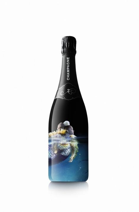 Zarb bottle by Vin Burnham and Zena Holloway