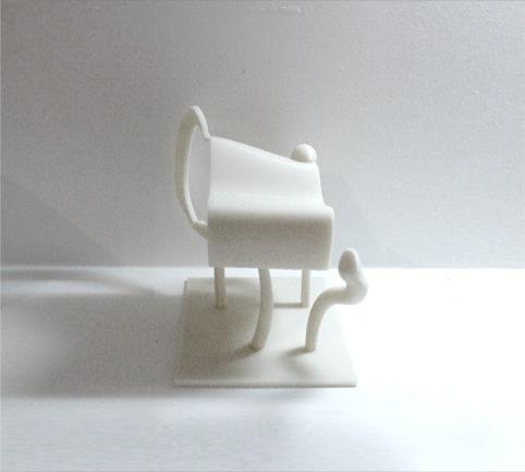 Versioned Le Corbusier LC2, Le Corbusier / Pierre Jeanneret / Charlotte Perriand / Sam Jacob / Insoo Hwang / Wataru Sawada