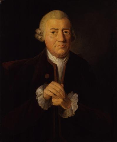18th Century typographer John Baskerville