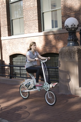 Nick Foley - Etta bike prototype
