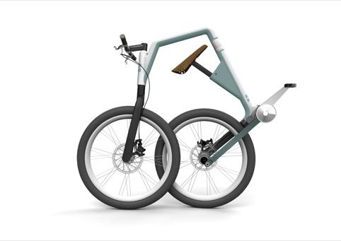 Jukka Kalliomäki - Gnome bicycle