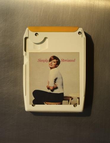 It appears Bones is a Barbra Streisand fan. Courtesy of Ab Rogers Design. Photographed by John Short.