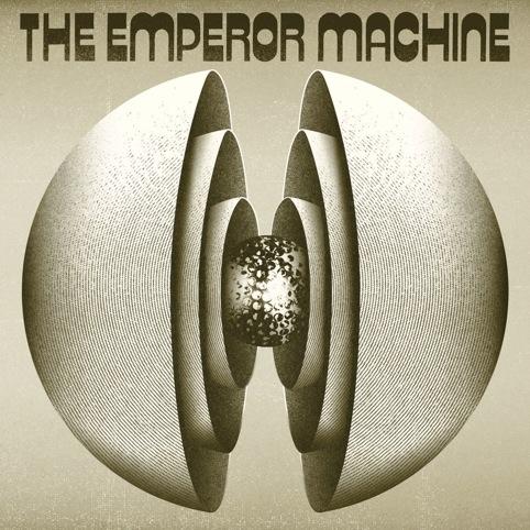 Album artwork for The Emperor Machine