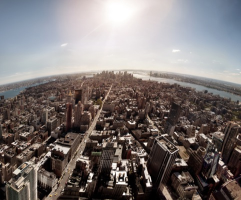 NYC by Andrew Brooks
