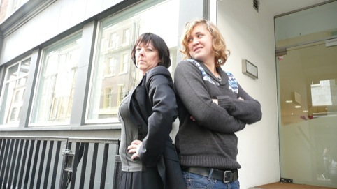 Margaret Manning and Leanne Duffy