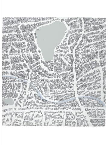 Subjective mapping, Hackney
