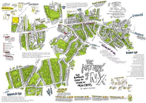 The nature of New Cross