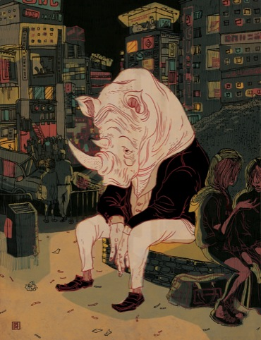 Lost in Translantion 2010, Victo Ngai