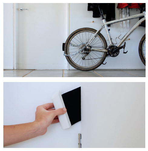 Anti-theft bike