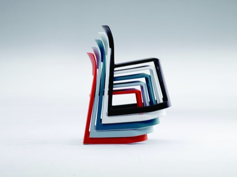 Tip Top chair by Barber Osgerby for Vitra