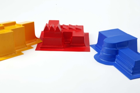 Laura Smith's architectural buckets