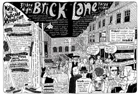 Brick Lane by Joanna Walsh