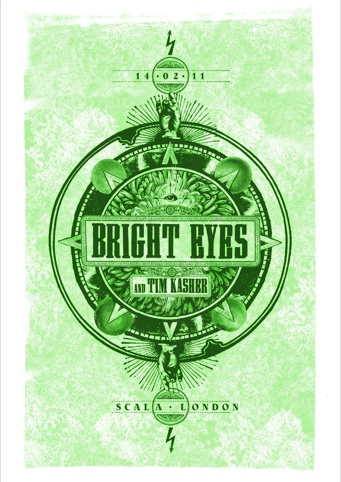 Bright Eyes by Steve Mitchell