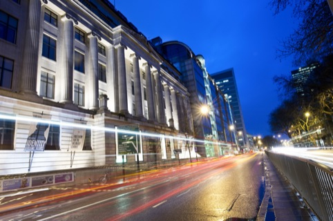 The Wellcome Trust on London's Euston Road