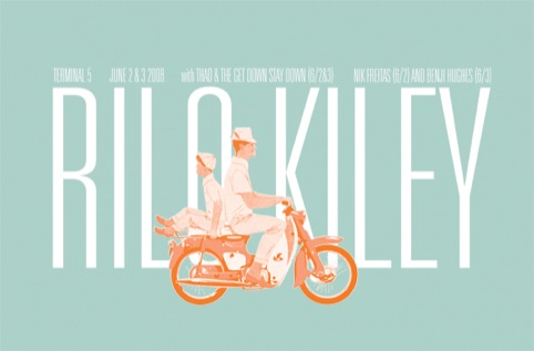 Rilo Kiley by Greg Harrison