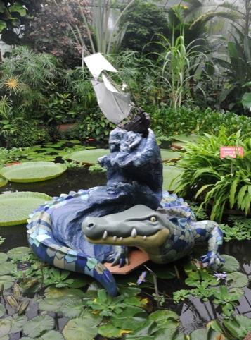seeya later alligator