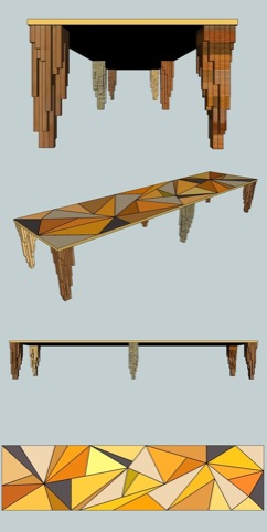Alexander Mulligan, Re-Loved Table
