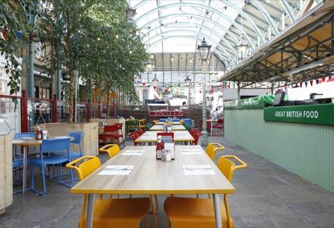 Canteen Covent Garden