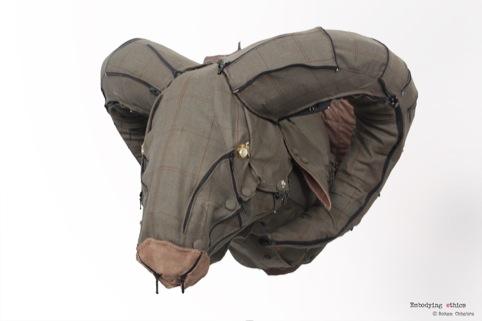 Hunter Jacket Embodying Ethics, Rohan Chhabra 2010