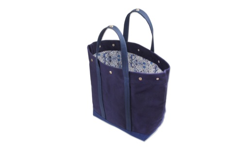 Creative Connection: tote bag by Tanei and Liberty