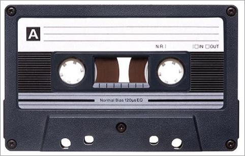 bye bye tapes