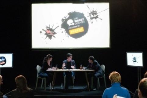 the 2010 Webby debate