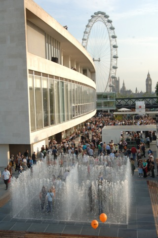 The Royal Festival Hall and Site