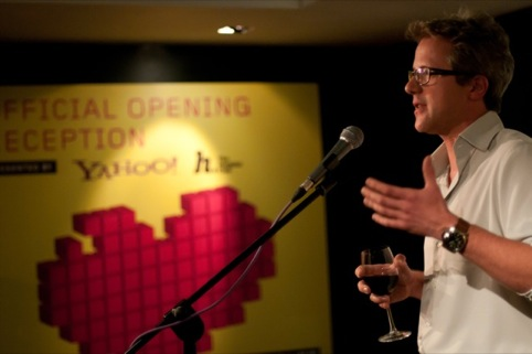 William Turner's speech from 2010