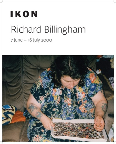 Billingham poster