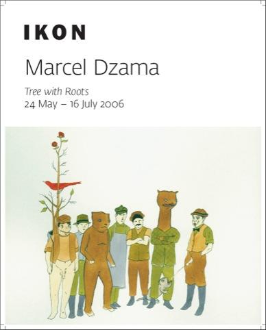 Dzama poster